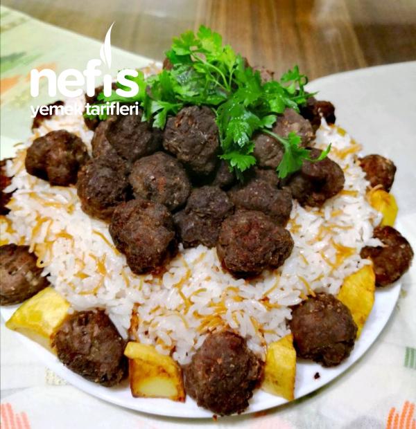 Osmanlı Mutfağından Paşa Pilavı