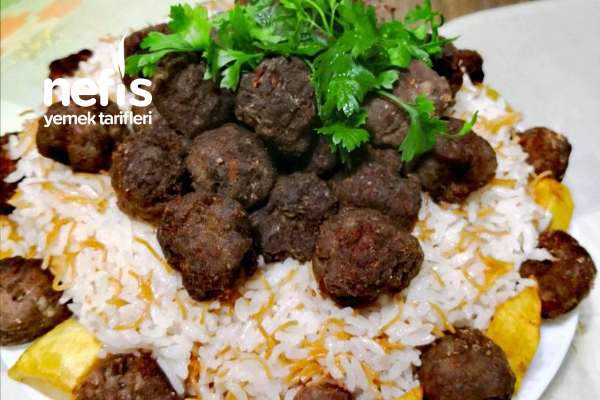 Osmanlı Mutfağından Paşa Pilavı Tarifi