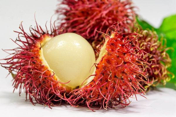 Rambutan Meyvesi Nedir? 10 İnanılmaz Faydası Tarifi