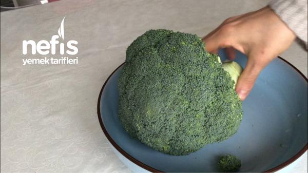 Yok Boyle Brokoli Salatası ( Videolu)