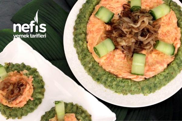 Yok Böyle Brokoli Salatası ( Videolu)
