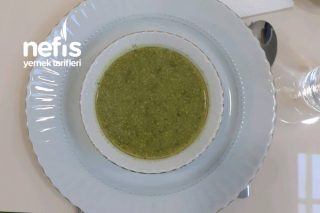 Zerdeçal Ve Dereotlu Brokoli Çorbası Tarifi