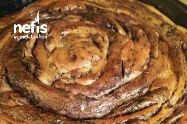 Zeytinli Çörek ( Açma Tadında ) Tarifi