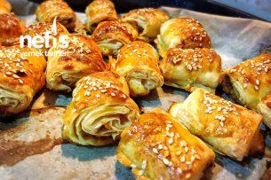 2 Yufkayla Çıtır Lokmalık Börek Tarifi