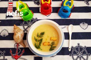 Çocuklarımız İçin Nefis Balık Çorbası 9 Ay+ Tarifi