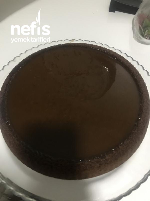 Karamelli Çikolatalı Tart