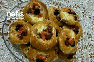 Kepekli Unlu Mini Pizza Tarifi