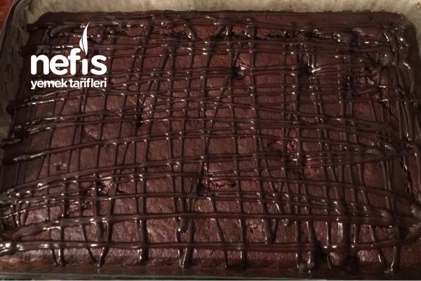 Kirazlı Kek Tarifi