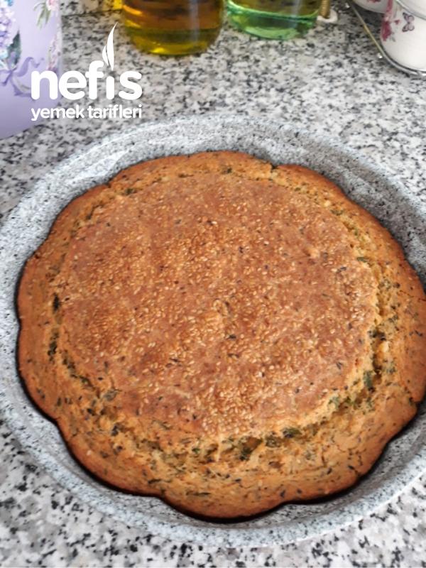 Kırmızı Mercimek Ekmeği, Tuzlu Mercimek Keki (Karatay Mercimek Böreği)