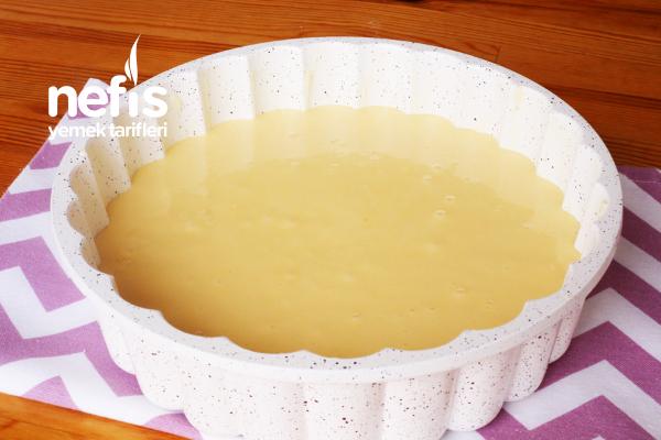 Kolay Kremalı Pasta