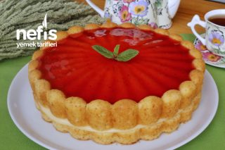 Kolay Kremalı Pasta (videolu) Tarifi
