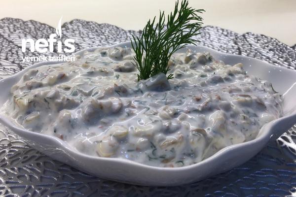 Mercimekli Greçka Salatası Tarifi