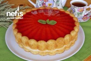 Kolay Kremalı Pasta Tarifi (videolu)
