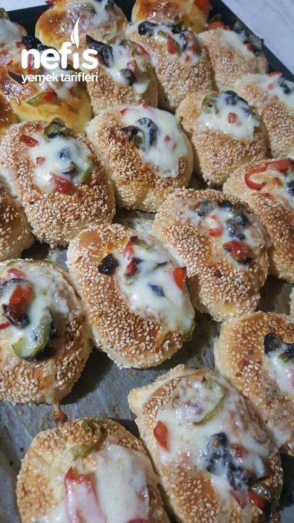 Pizza Simit