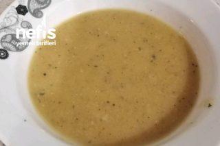 Sebzeli Şifalı Bebek Mercimek Çorbası Tarifi