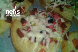 Şipşak Pizza Tarifi