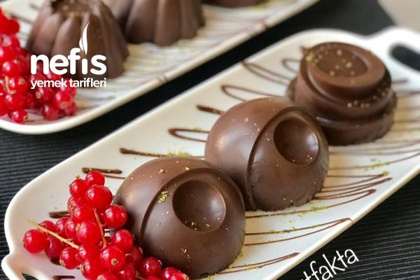 Çikolatalı Mozaik Pasta (Videolu) Tarifi