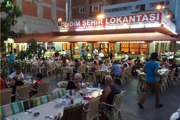 didim şehir lokantası