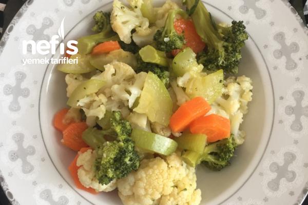 Diyet Sebze Yemeği Tarifi