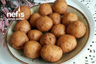 Falafel Nohut Köftesi Tarifi
