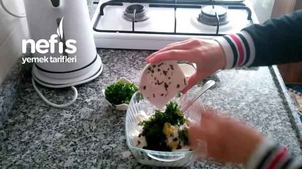 Havuçlu Rulo Salata (5 Çaylarınız İçin)