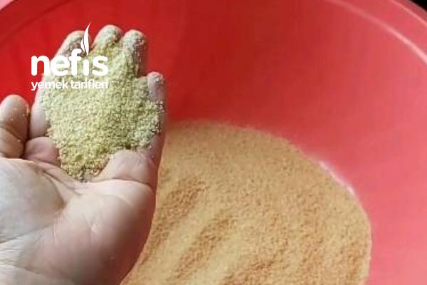 Ispanaklı Yoğurtlu Bulgur Köftesi ( Videolu )