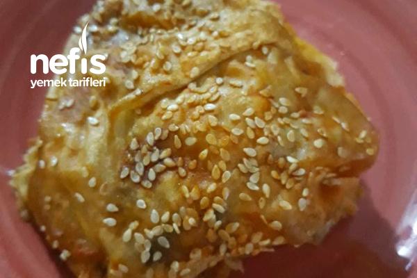 Sebzeli Yufka Kebabı Tarifi
