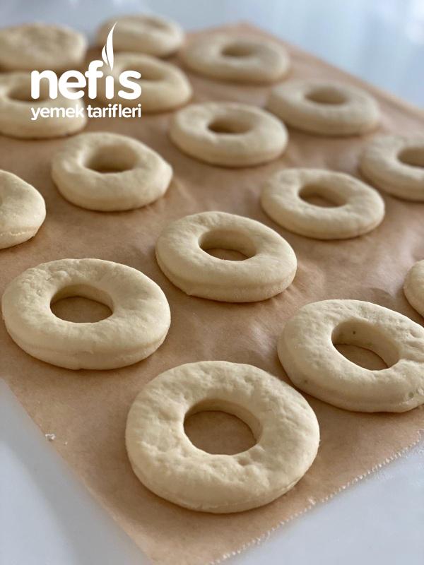 Yağ Çekmeyen Nefis Donut