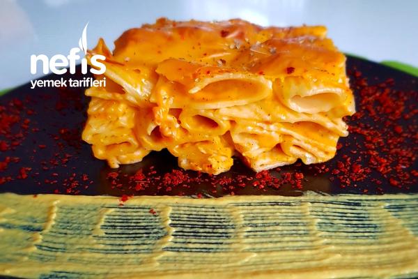 Bal Kabaklı Mac And Cheese Tarifi