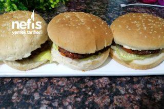 Hamburger (En Pratik Yöntemle) Tarifi