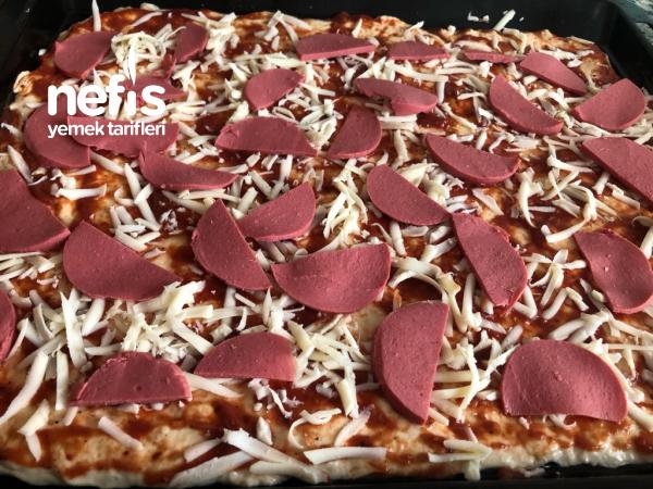 Her Şey Dahil Pizza