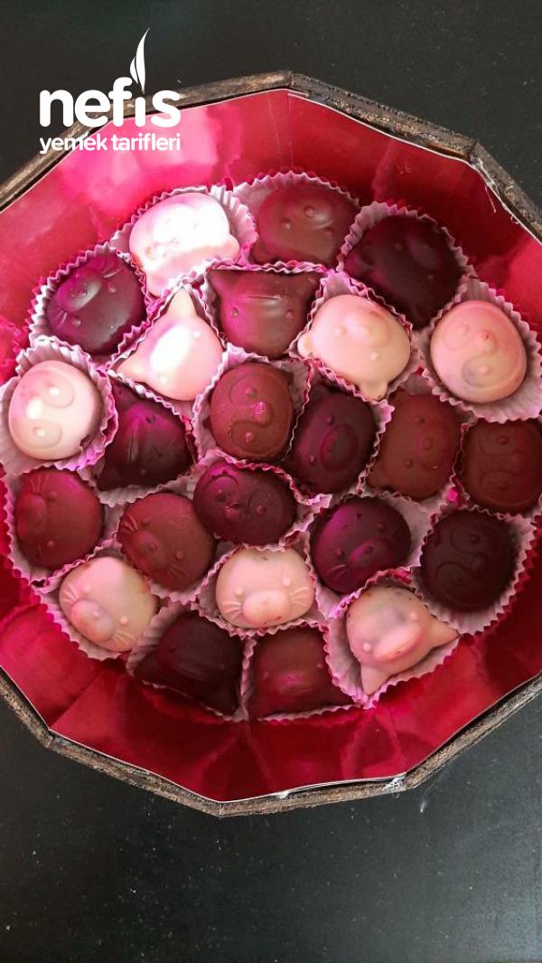 İkramlık Çikolata