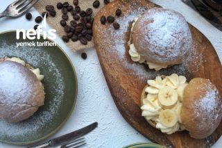 Kahveli Mahlepli Alman Pastası Tarifi