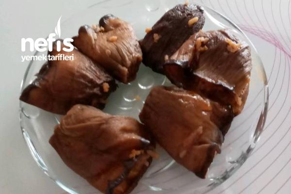 Kuru Patlıcan Dolması (Halep) Tarifi