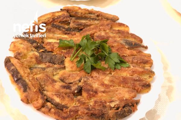 Muhteşem Lezzetli Ve Hafif Patlıcan Tava Tarifi