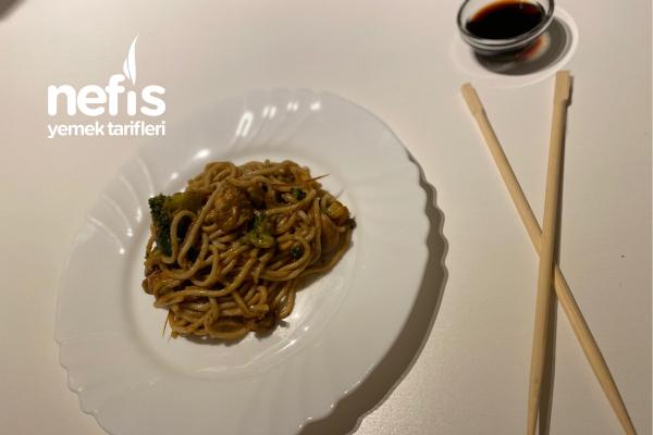 Noodle (Kore Makarnası) Tarifi