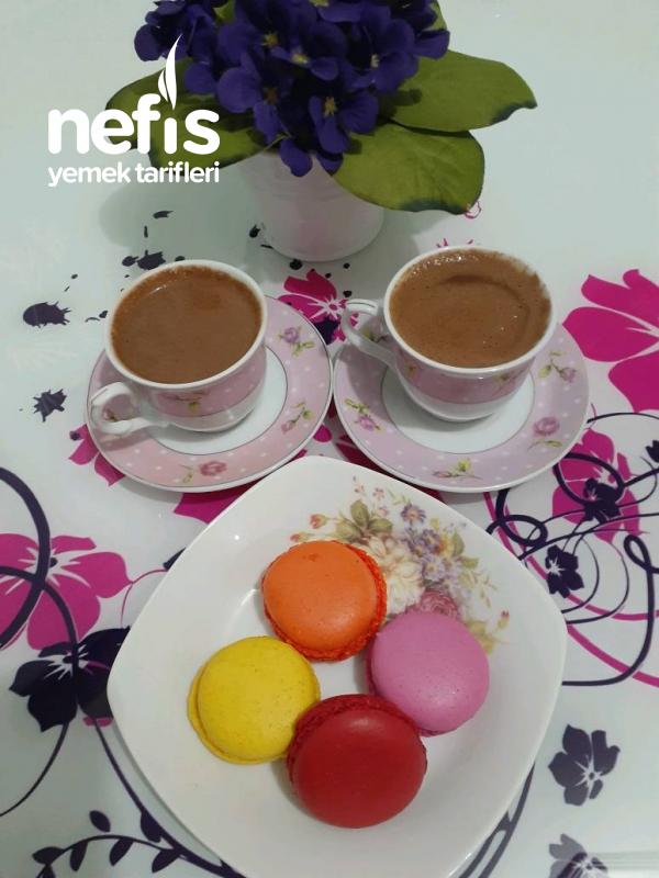 Nutellalı Türk Kahvesi