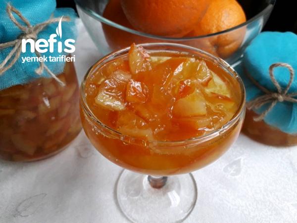 Portakal Reçeli