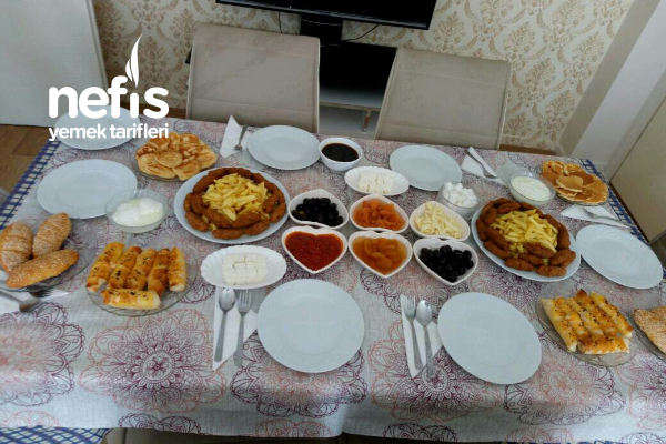 Annemin Hafta Sonu Kahvaltısı Tarifi