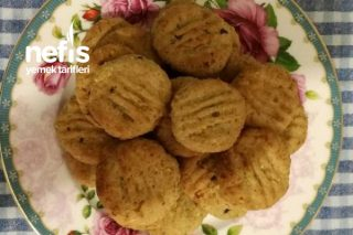 Bebek Bisküvisi (Vitamin Deposu) Tarifi