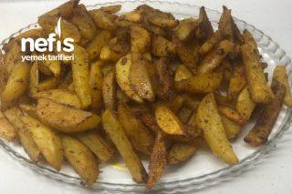 Cajun ( Kajun ) Baharatlı Patates Tarifi