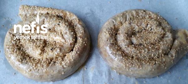Haşhaşlı Tahinli Çörek Hemde 10 Dakikada (Nefis Lezzet)