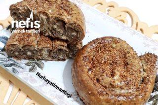 Haşhaşlı Tahinli Çörek Hemde 10 Dakikada (Nefis Lezzet) Tarifi