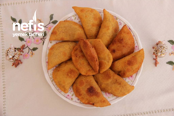 Kolombiya Usulü Mısır Unundan Börek (empanadas)