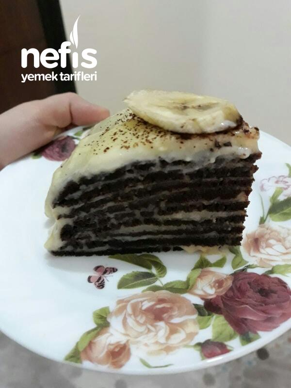 Muzlu Krep Pasta