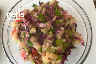 Patates Salatası (Denemelisiniz) Tarifi