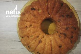 Tarçınlı Havuçlu Ve Üzümlü Kek Tarifi