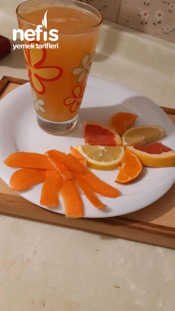 Bol C Vitaminli İçecek