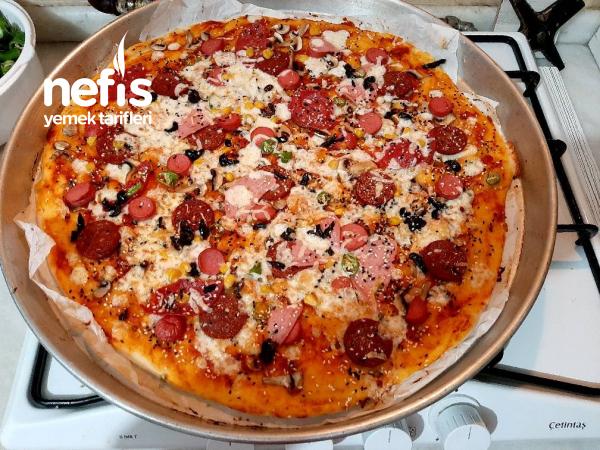 Gerçek Pizza