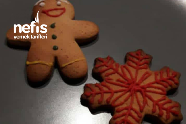 Ginger Man Cookie Tarifi